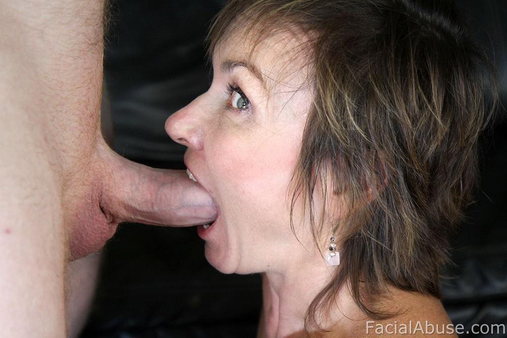 Cum in mouth pic