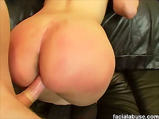 Amateur whore gets face fucked to the extremes