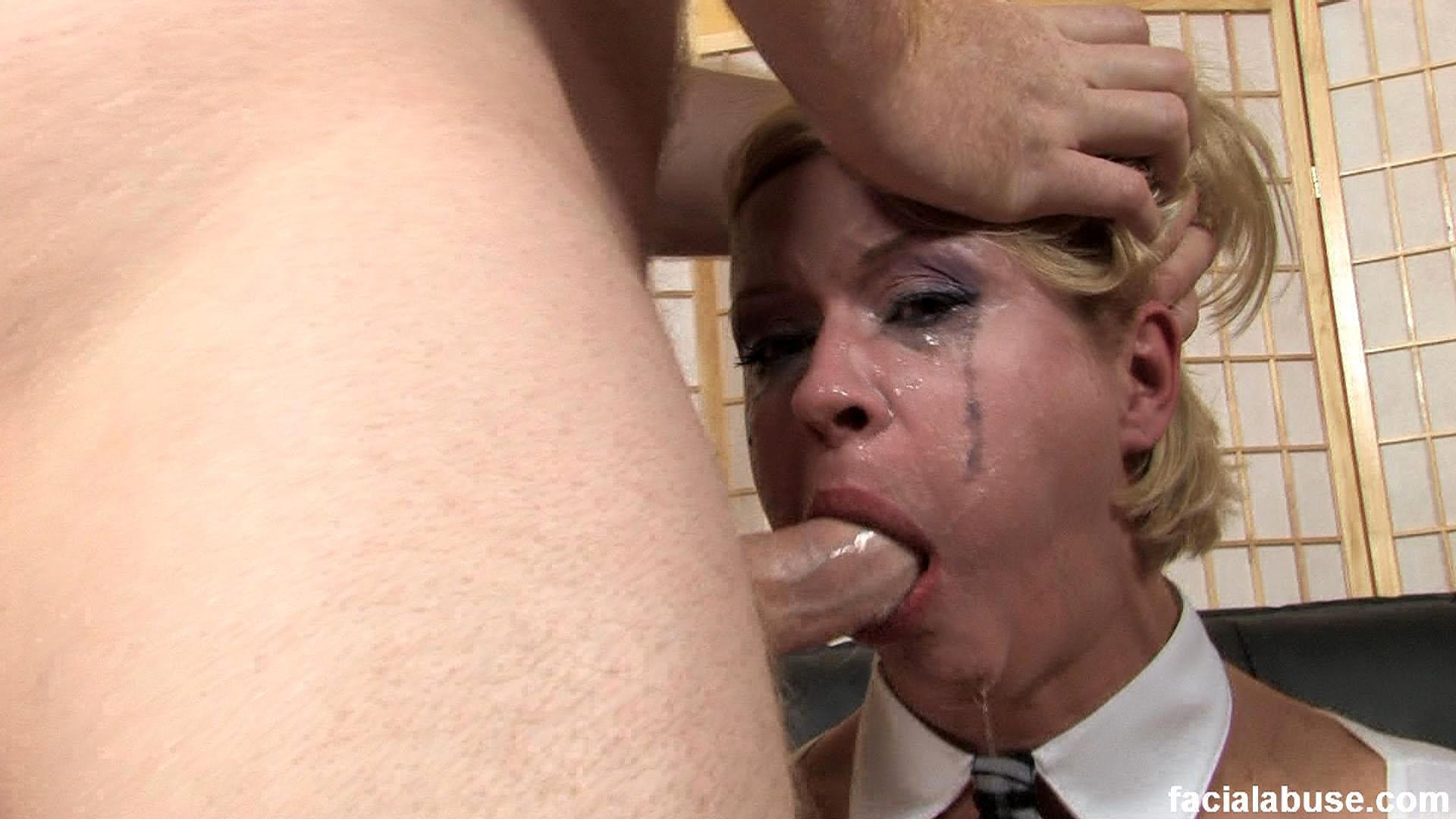 facial abuse aaralyn